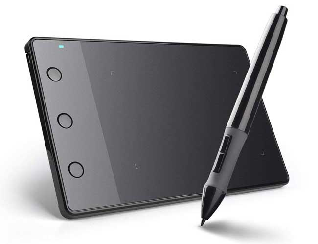 Huion H420 - best drawing tablets