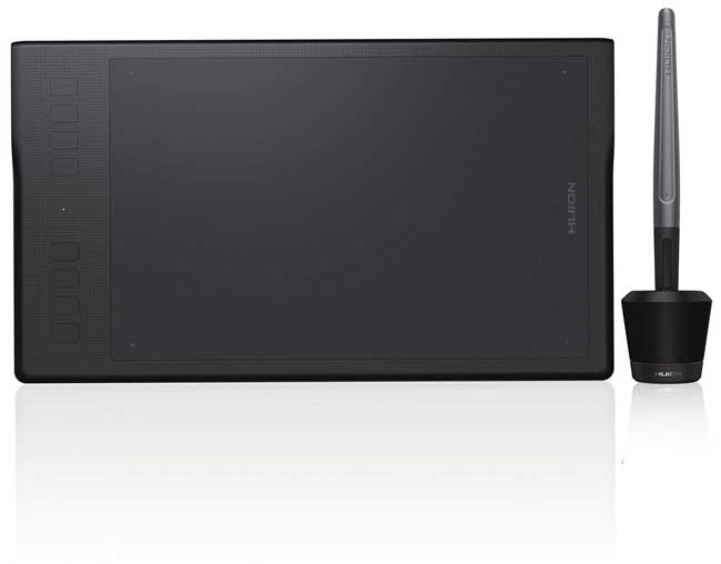 Huion Inspiroy Q11K - Top Drawing Tablet