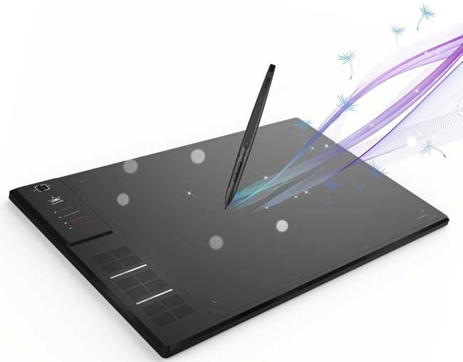 Huion WH1409 best graphics tablet