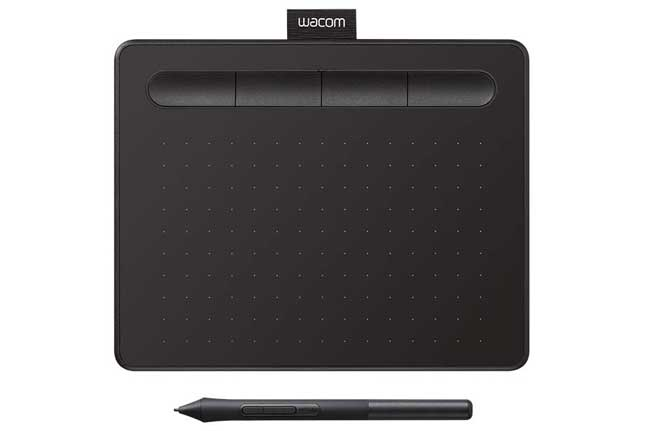 Wacom Intuos CTL4100 - best drawing tablets